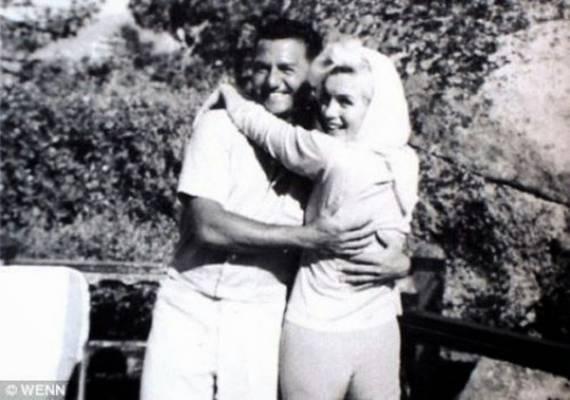 La última foto de Marilyn Monroe, fue tomada durante una visita a Frank Sinatra y al pianista de jazz Budy Greco