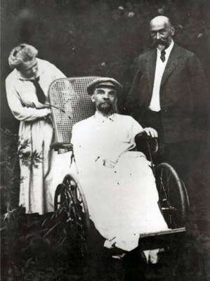 Lenin Tomada por Gorki