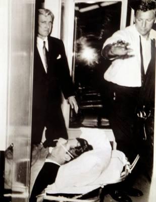 Robert F. Kennedy antes de morir