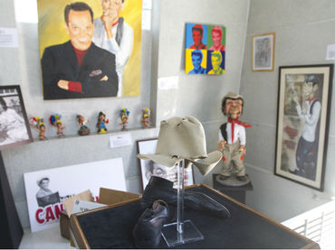 Cantinflas, Mario Moreno, Cripta, Panteón Español