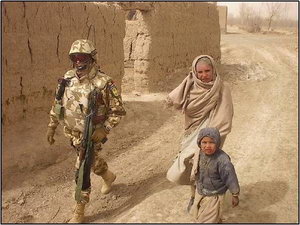 EE.UU. se quedan en Afganistán