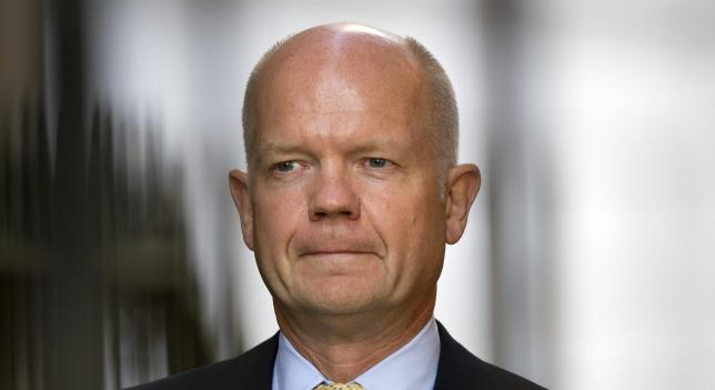 Reino Unido: Canciller William Hague