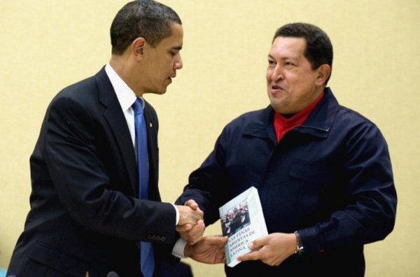Las venas abiertas Chavez