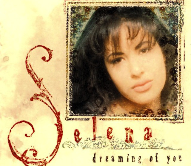 canciones selena dreaming of you: