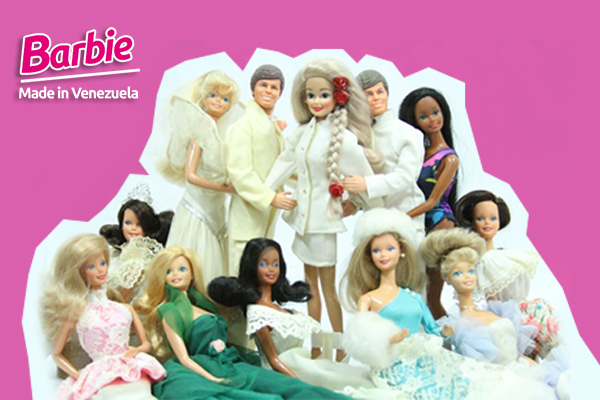 Barbies con sello venezolano