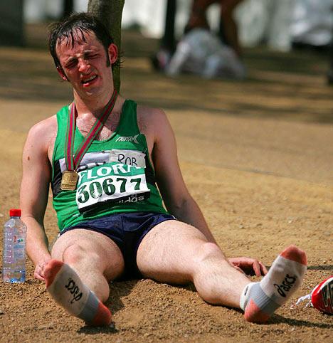 20 maratones