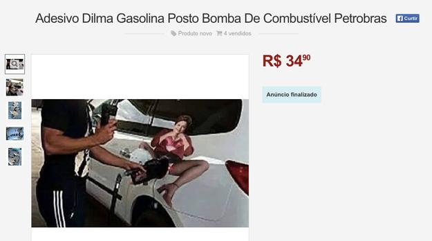 Dilma MercadoLibre