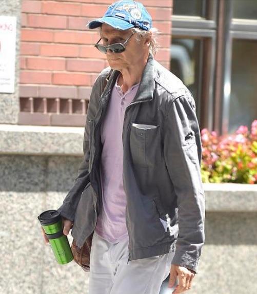 Lian Neeson con droga