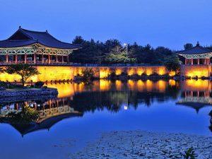 Zonas Históricas del Reino de Baekje en Corea