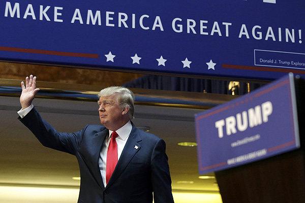Ahora quiere ser presidente