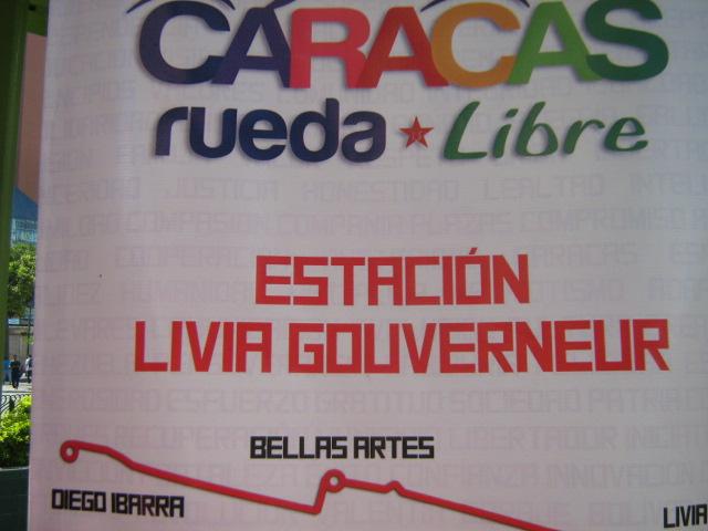 Caracas Rueda Libre