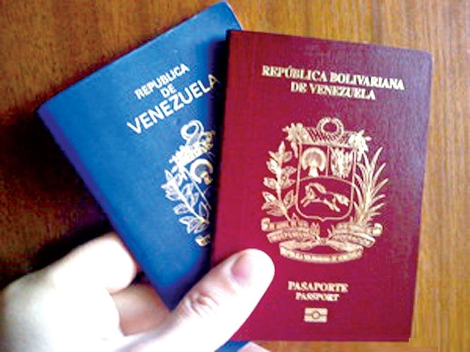 Pasportes