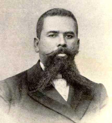 Venezuelan President Joaquín Crespo (1841-1898)