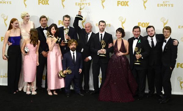 Leyenda La serie de la cadena HBO basada en las novelas del escritor George R.R. Martin sobre la lucha por el poder entre siete reinos, consiguió por fin el ansiado trofeo que se le escapaba de las manos desde 2011