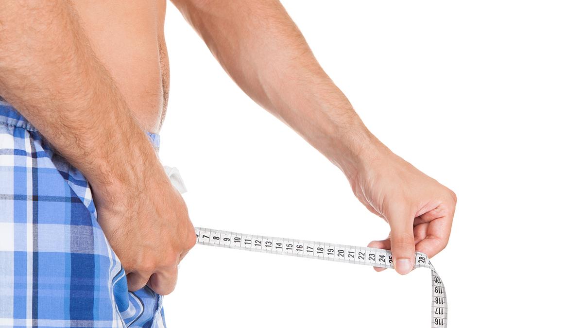 cunto mide la circunferencia del pene Mtodos Para