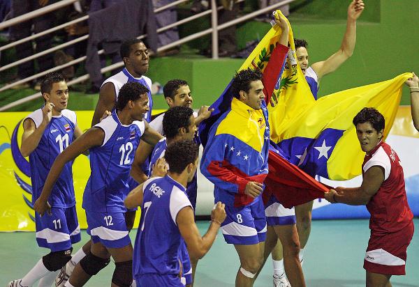 Resultado de imagen de venezuela voleibol