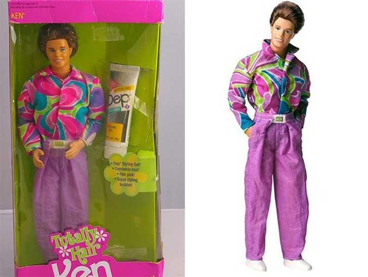 totally hair ken