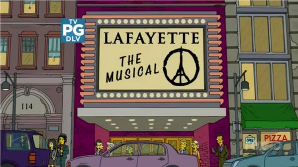 Simpsons Paris