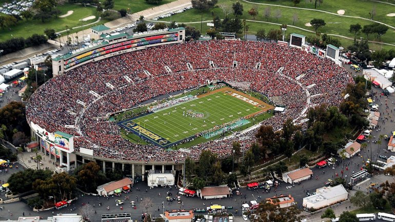 Rose Bowl Stadium, Los Ángeles