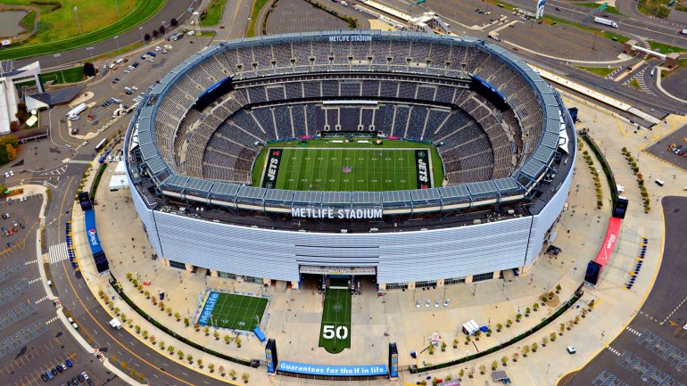 MetLife Stadium, Nueva York