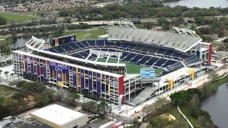 Citrus Bowl Stadium, Orlando