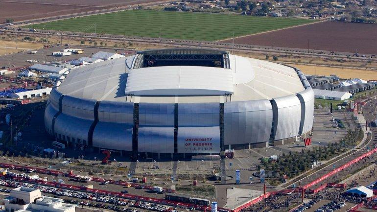 University of Phoenix Stadium, Phoenix