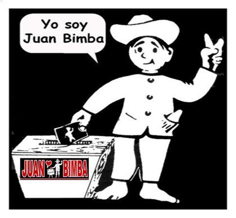 Resultado de imagen para Partido Accion Democratica y Juan Bimba