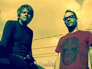 Ciro Rabají y Juan Escalona / Foto: Anebert KunFoto