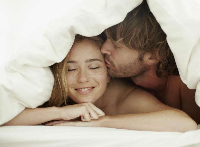 Es importante que tanto tu pareja como tú mismo estén totalmente relajados