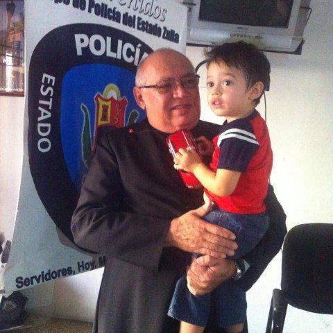 El Padre Eleuterio Cuevas confirmó que el niño se encuentra bien y junto a sus familiares