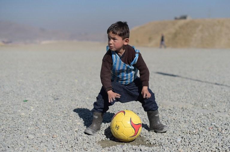 Jugando como Lionel Messi