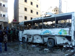 Bombing in Damascus