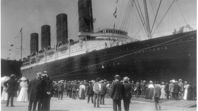 Fatal año bisiesto 1912, cuando el Titanic se convierte en uno de las principales tragedias del siglo XX al hundirse frente a las costas de Terranova.
