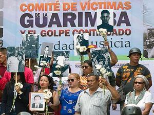 El Comité de Víctimas de la Guarimba