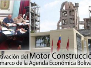 inauguran planta de cemento