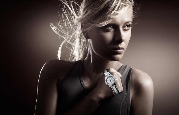 sharapova TAG Heuer