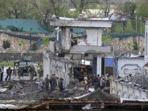Atentado Kabul