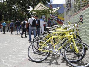 Bici-estaciones