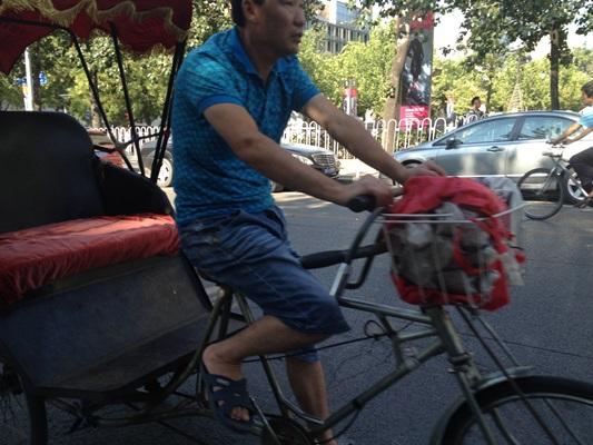 Chainatuan en bici