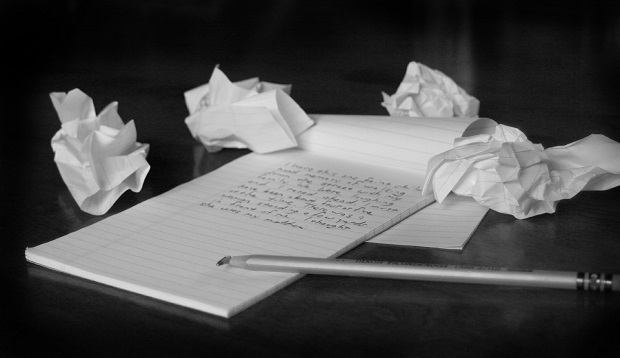 errores comunes en escritores