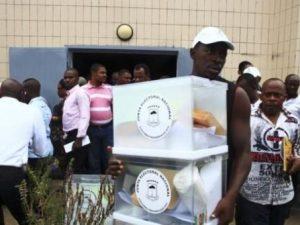 Guinea Ecuatorial elecciones