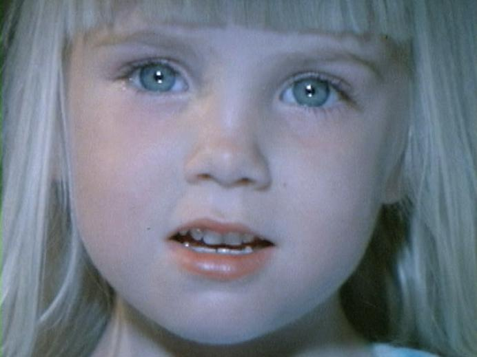 Heather O'Rourke (Poltergeist)