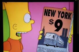Los Simpsons 11 de septiembre