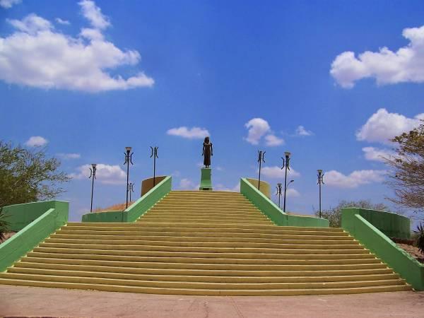 Monumento a Marisela - Apure (1)