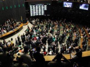 Votación contra Rousseff
