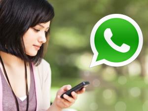 Whatsapp - menciones
