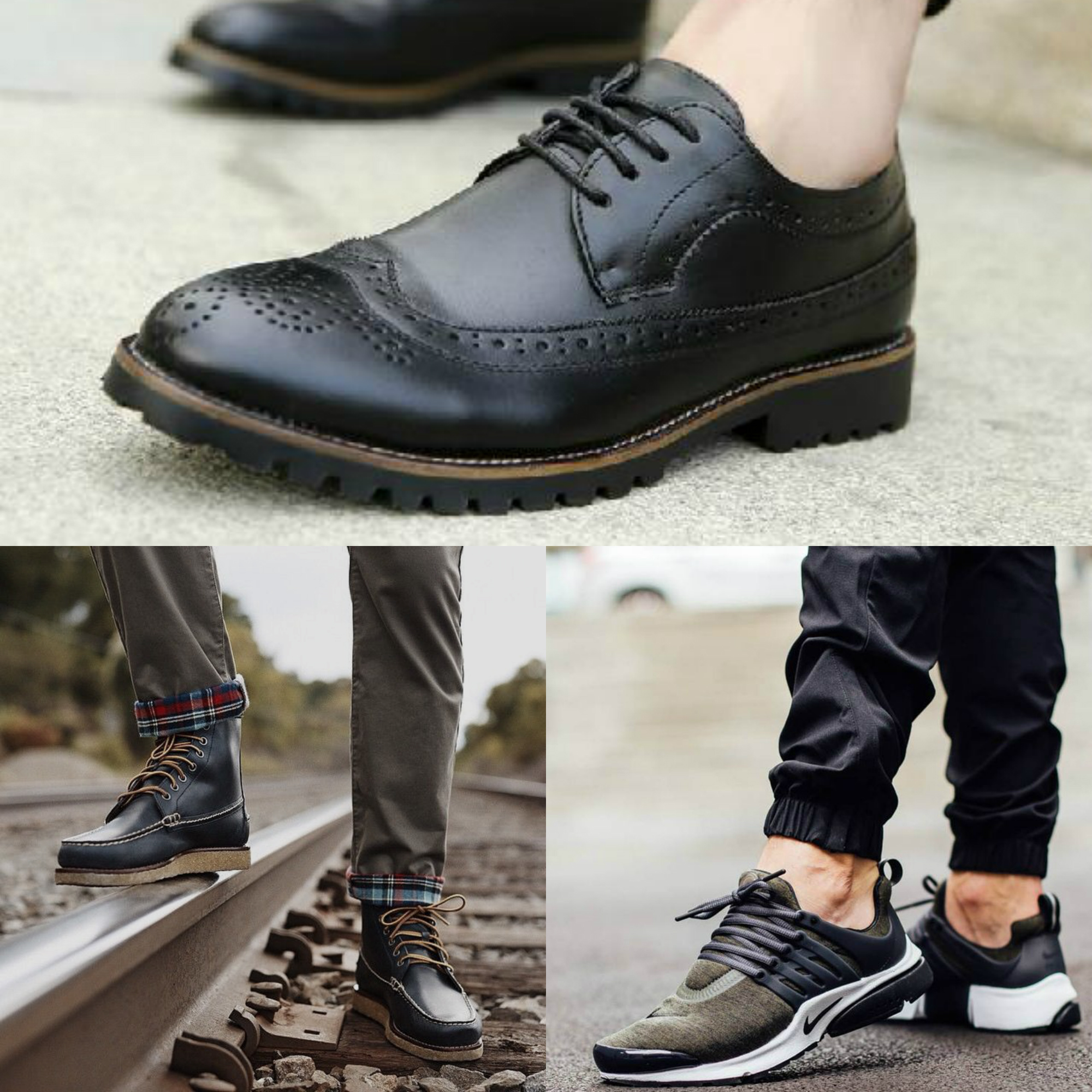 Zapatos básico