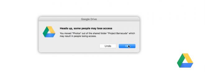 archivo compratido Google drive