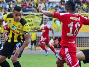 clásico del fútbol venezolano