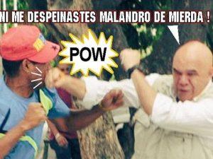 memes sobre la agresión a Chúo